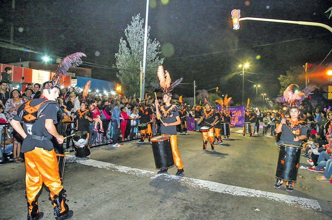 Los carnavales a llegan Berazategui, Quilmes y Florencio Varela