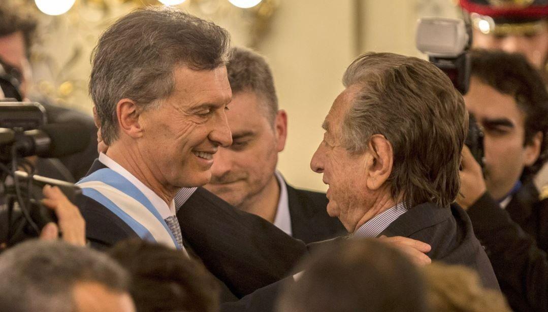 El duro relato de Macri sobre la última charla consciente con su padre Franco