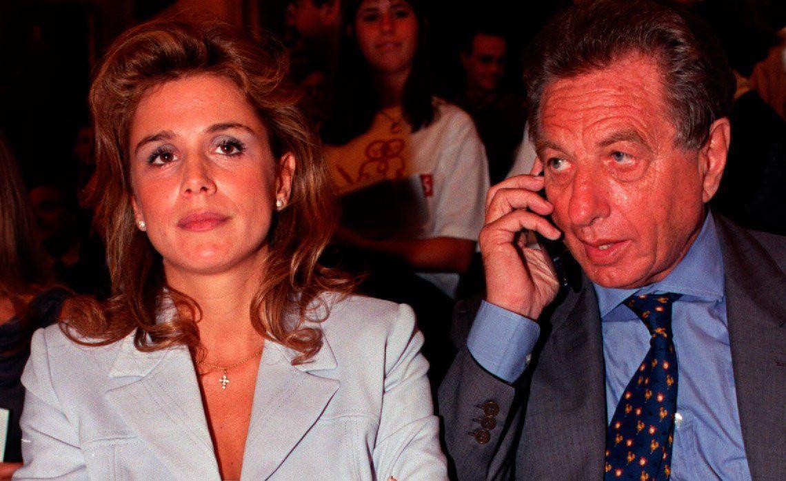 Franco Macri y las mujeres: décadas de romances cerca de las cámaras
