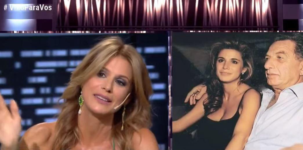 Flavia Palmiero y el recuerdo de su noviazgo con Franco Macri