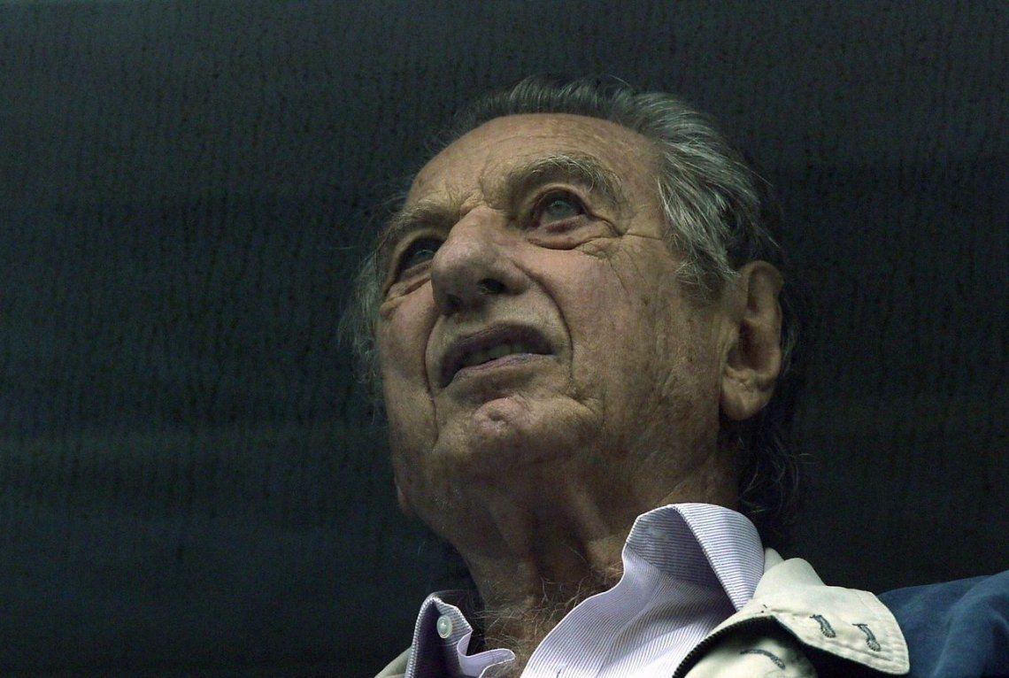 Despidieron a Franco Macri en un cementerio privado de Pilar