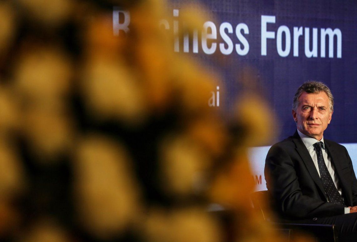 La despedida de Macri a su padre: Gracias, Franco