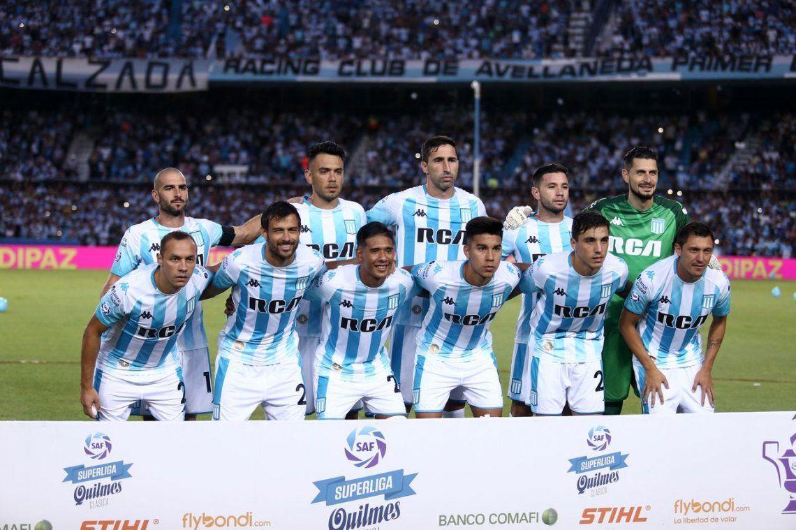 Una mala para los hinchas de Racing: no habrá hinchas visitantes en Tigre