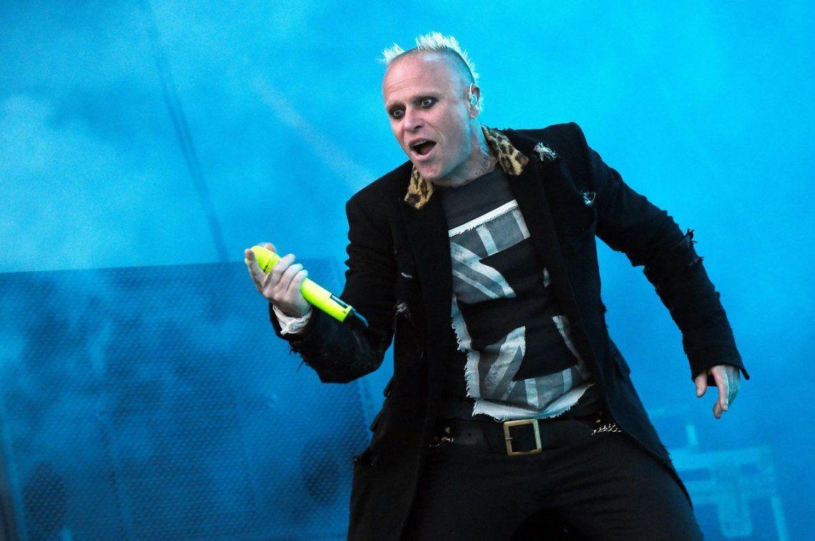 Murió Keith Flint, líder de la banda The Prodigy