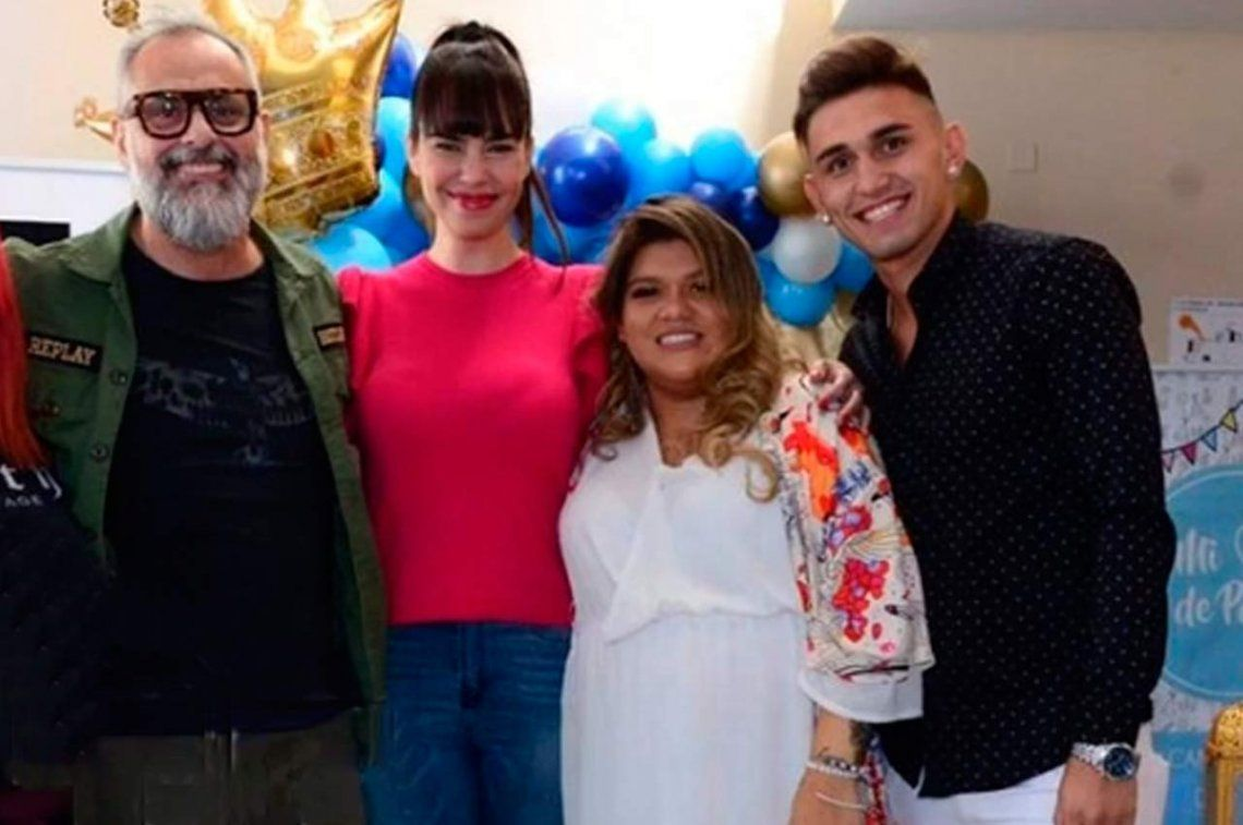 Jorge Rial se transformó en abuelo: Morena dio a luz a Francesco