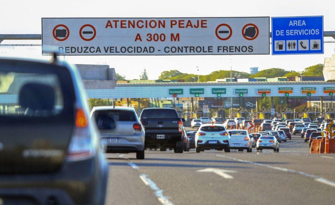 Fin de semana de Carnaval: rutas cargadas en el regreso de la Costa a Buenos Aires