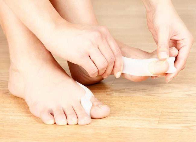Dolor en el talon al apoyar el pie