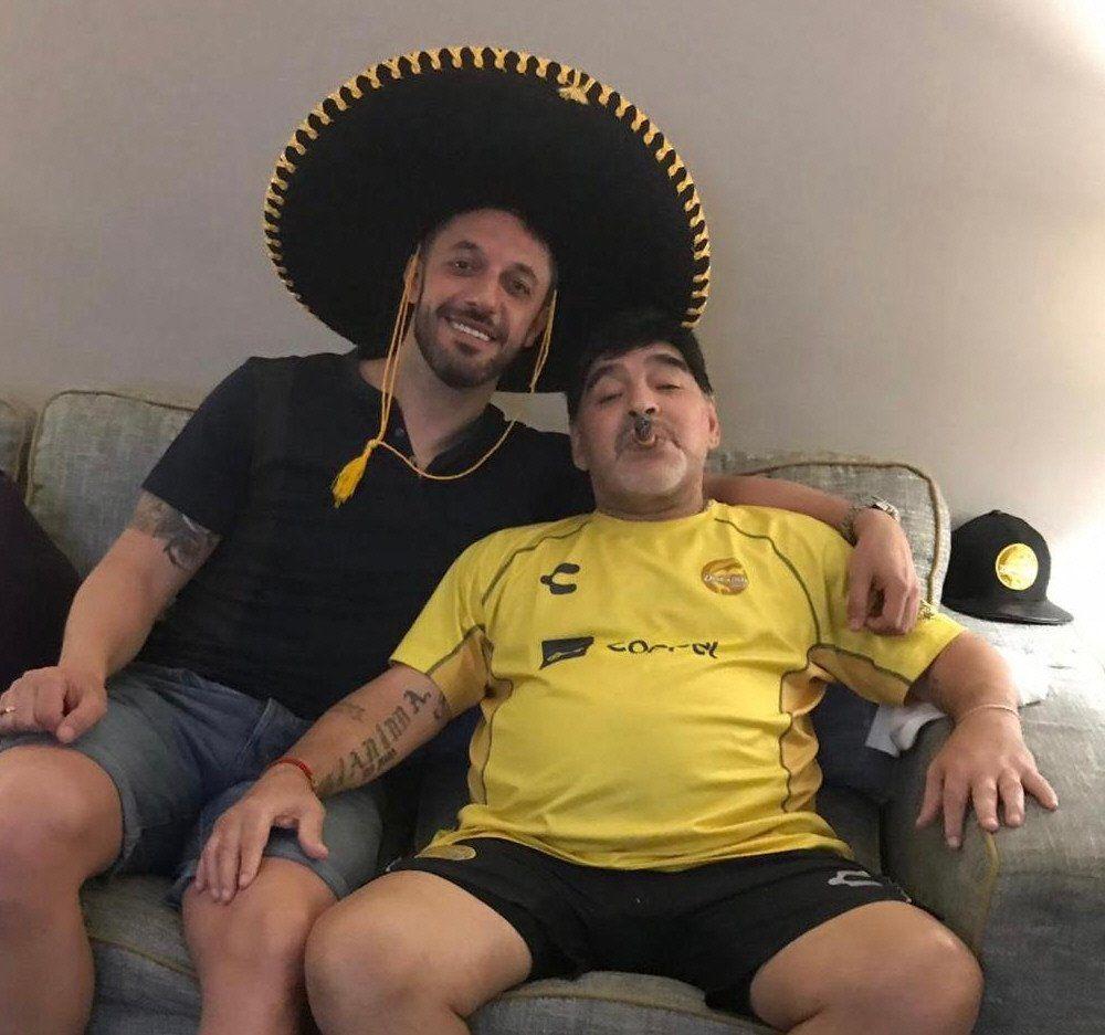 Maradona tendría otro hijo y ya son diez los herederos