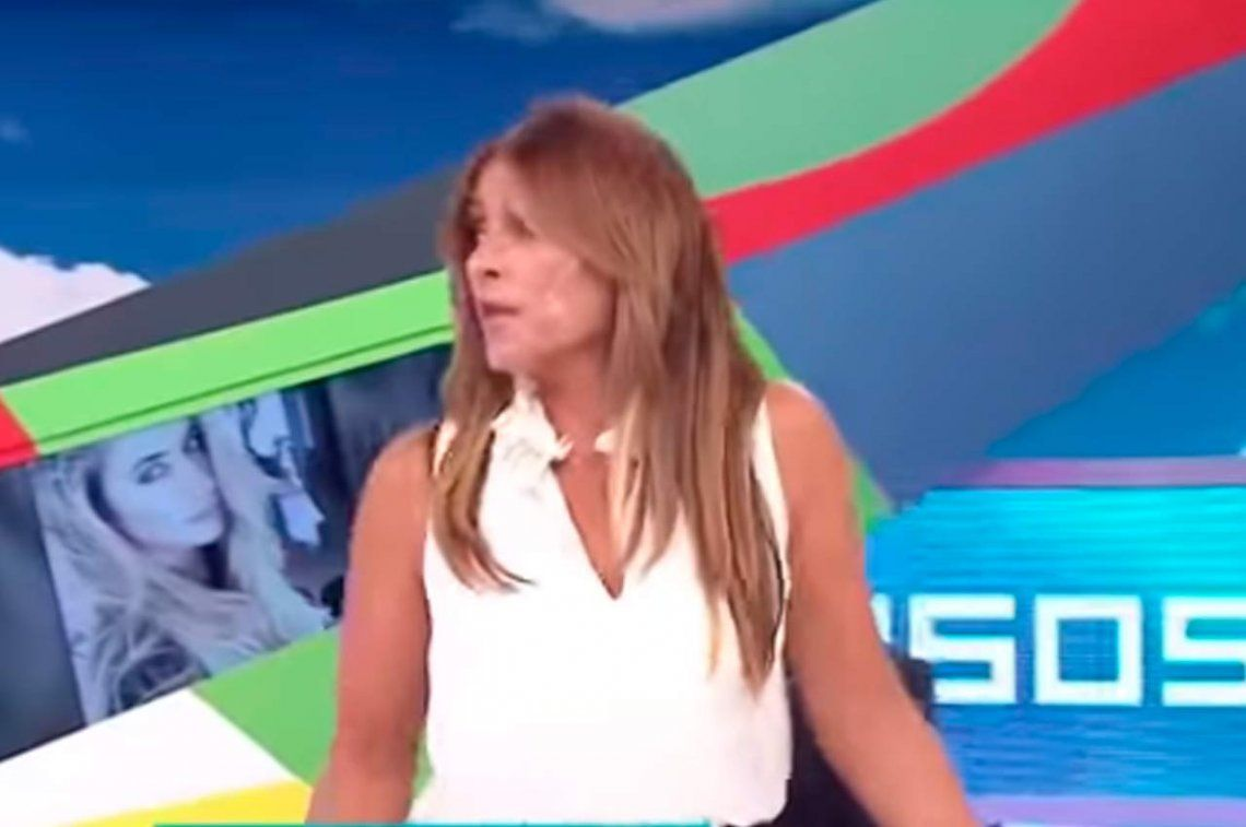 Marcela Tauro se enojó y casi deja Intrusos en vivo