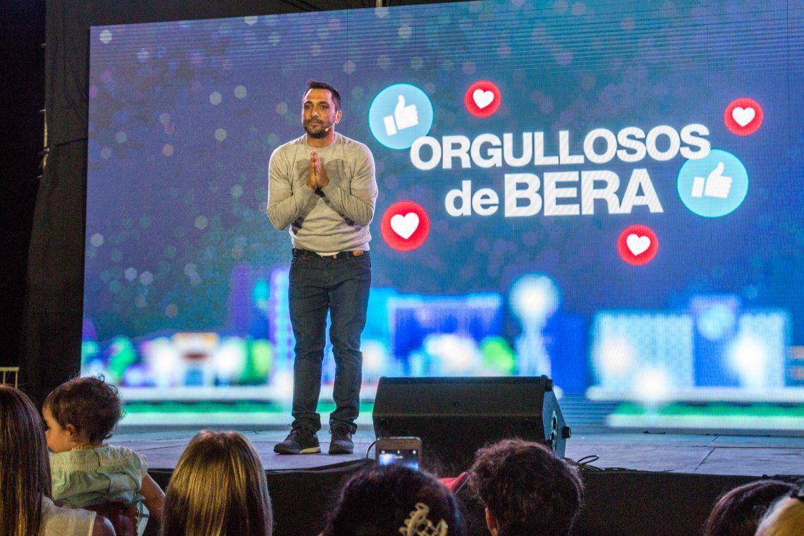Patricio Mussi: Estamos los 365 días al lado de la gente, poniendo la jeta y no sólo en una boleta