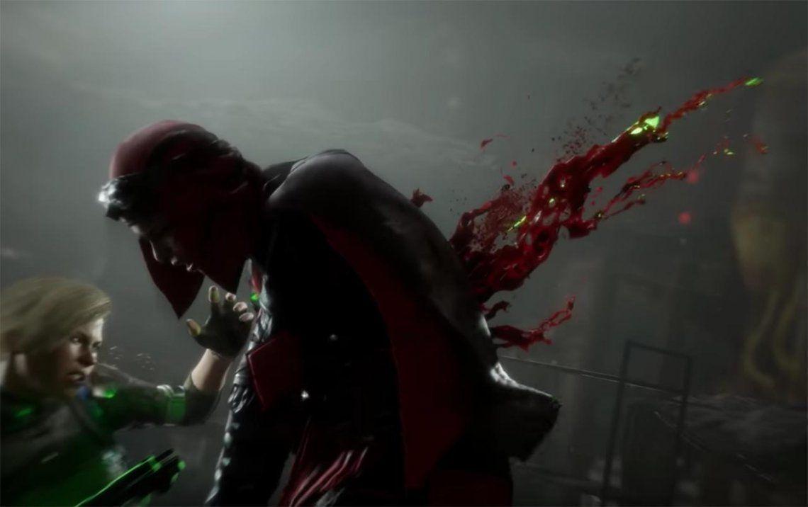 Mortal Kombat 11: revelan el primer tráiler del modo historia y confirman la participación de nuevos luchadores