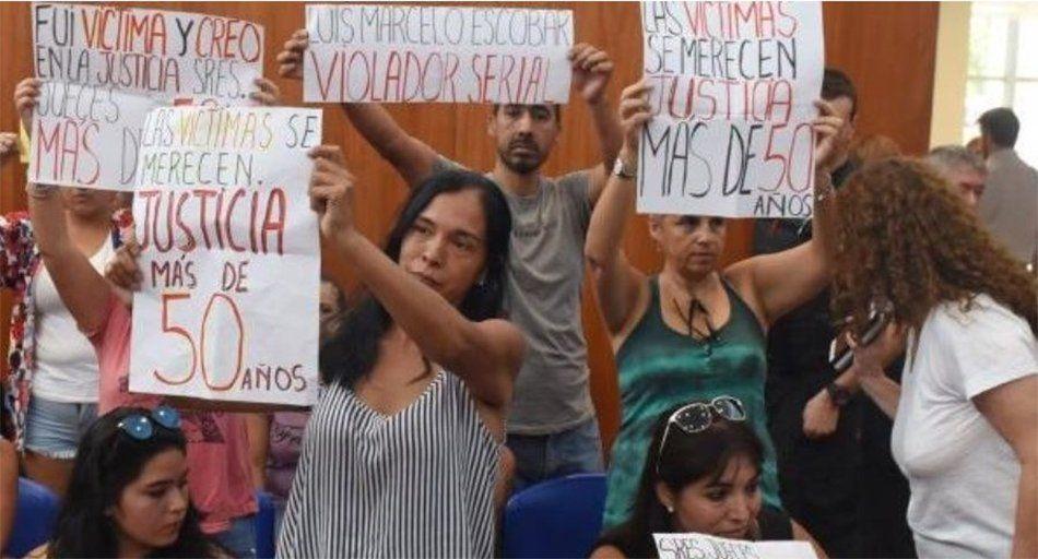 Condenaron a 48 años al locutor que violó a 18 chicas haciéndose pasar por policía