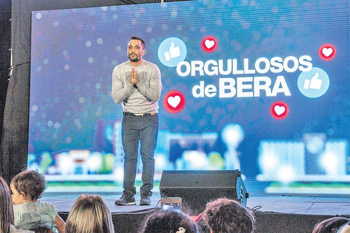 Berazategui: Juan Patricio Mussi destacó la política sanitaria