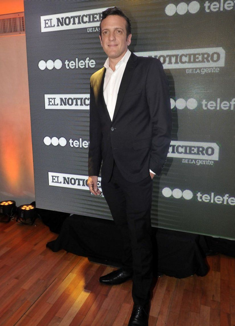 La presentación de los nuevos ciclos de Telefé, en fotos