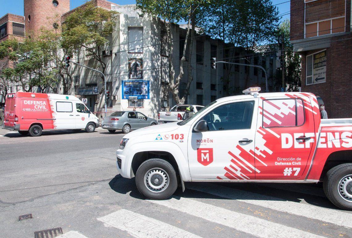 Morón: pagará 60 mil pesos por haber realizado amenazas de bomba
