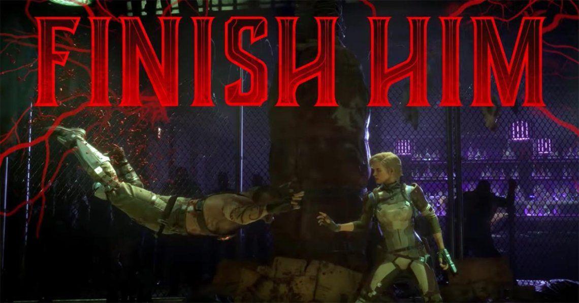 Mortal Kombat 11: así lucha Cassie Cage, la hija de Johnny y Sonya Blade