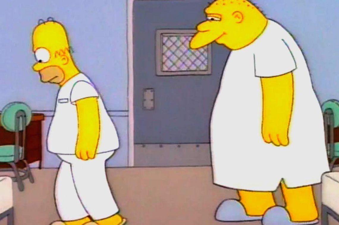 Los Simpson darán de baja el episodio con Michael Jackson