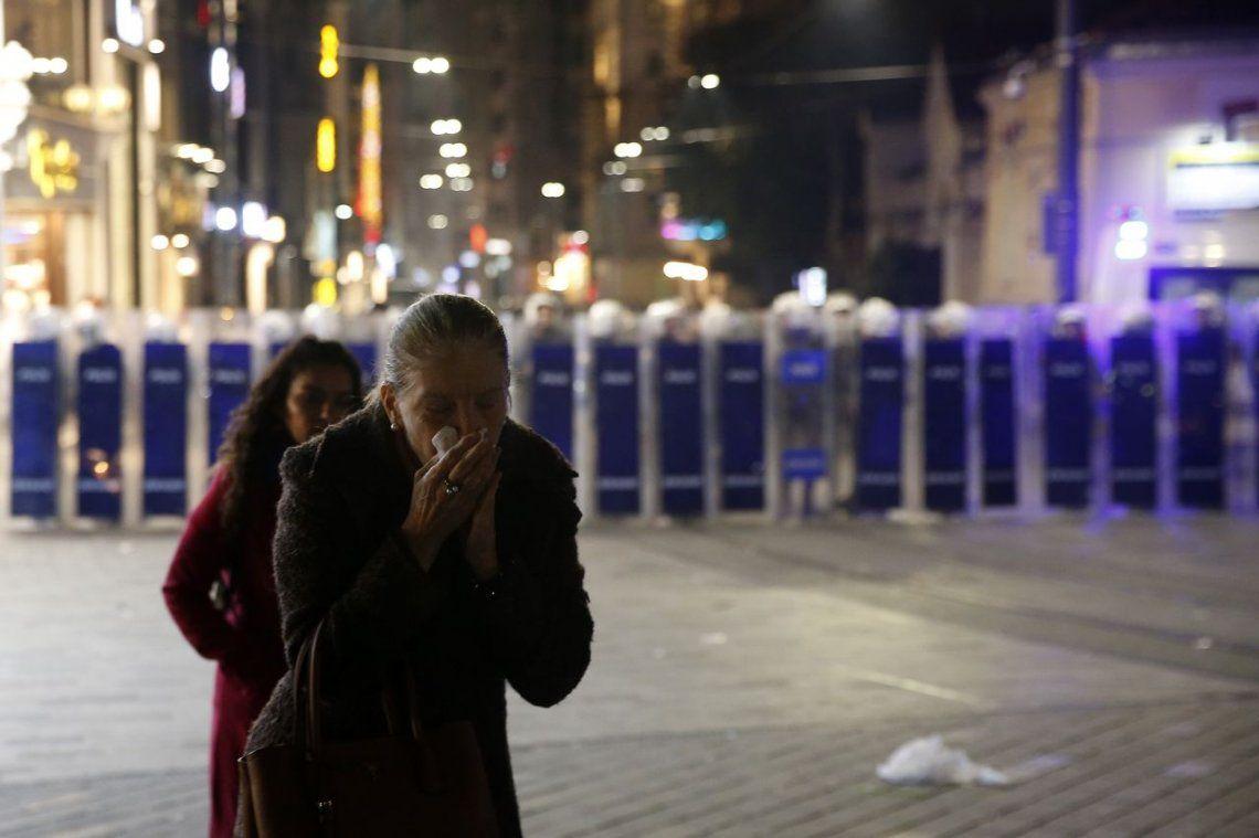 #8M2019 en el mundo: la Policía dispersa con gas lacrimógeno la marcha por el Día de la Mujer en Estambul