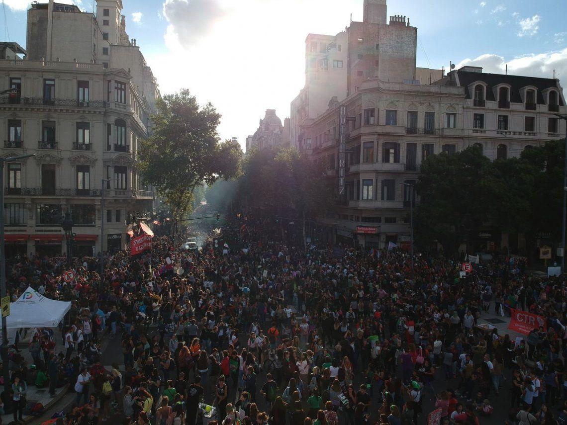 #DiaDeLaMujer | Así serán los cortes de calle en la Ciudad de Buenos Aires