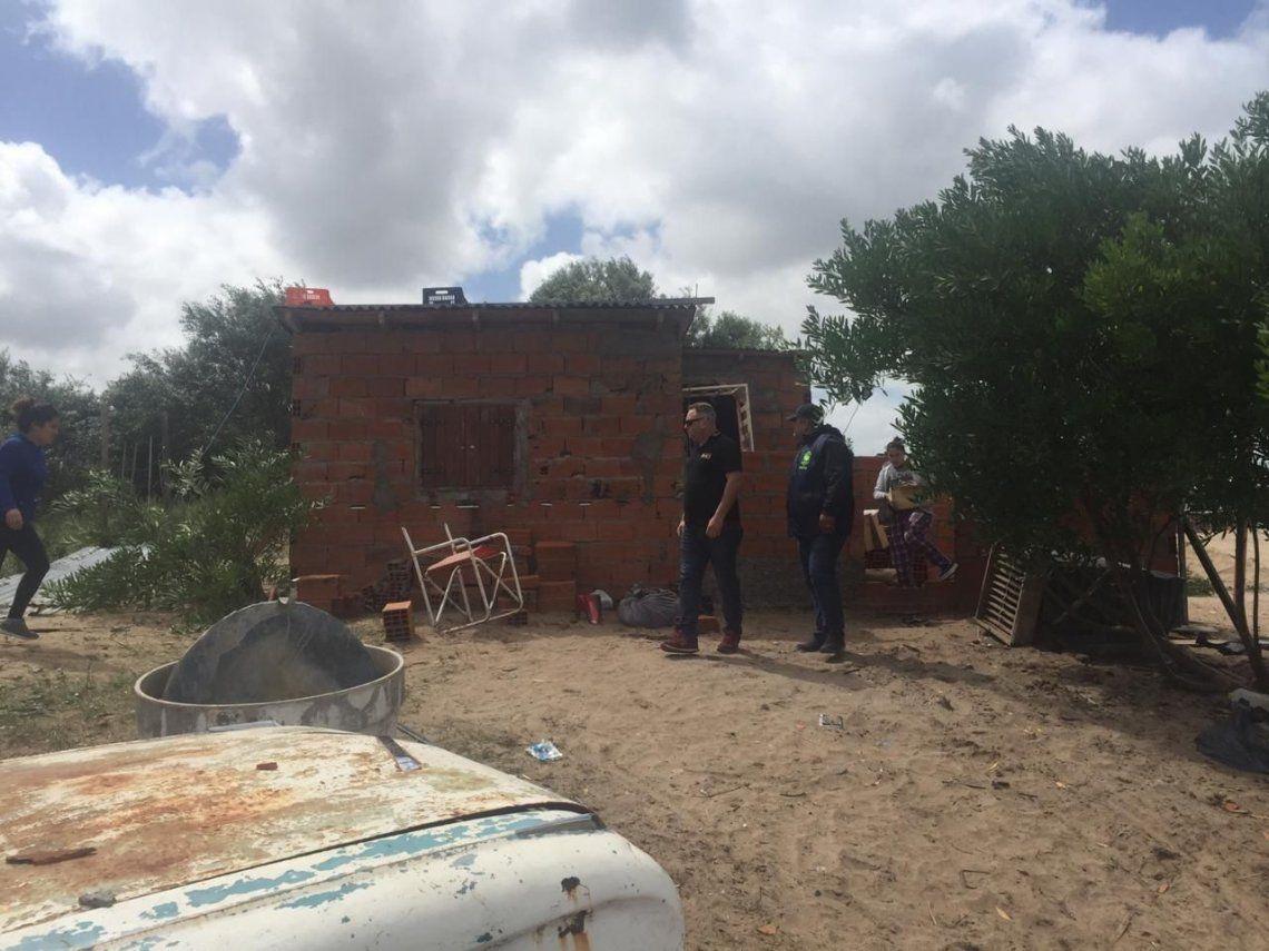 Derriban búnker en Villa Gesell y detienen a dos cabecillas narcos