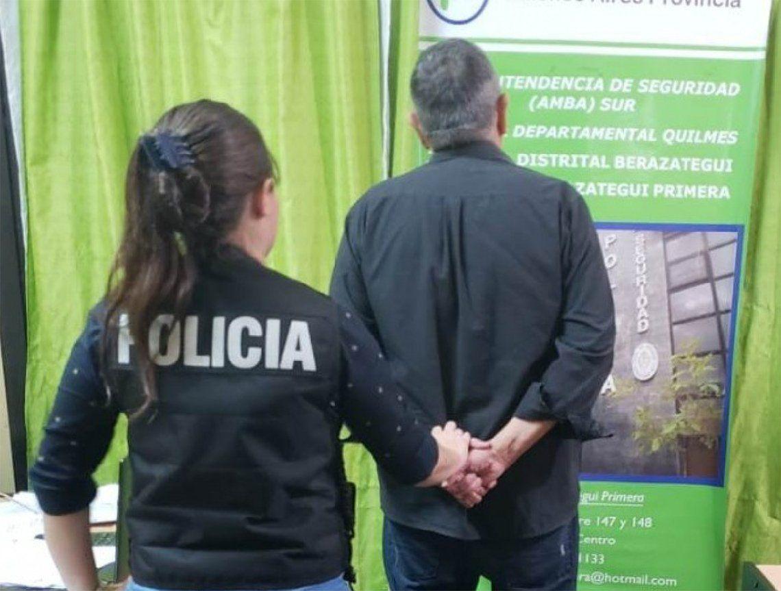 Berazategui: un ex policía fue detenido por matar a un vecino