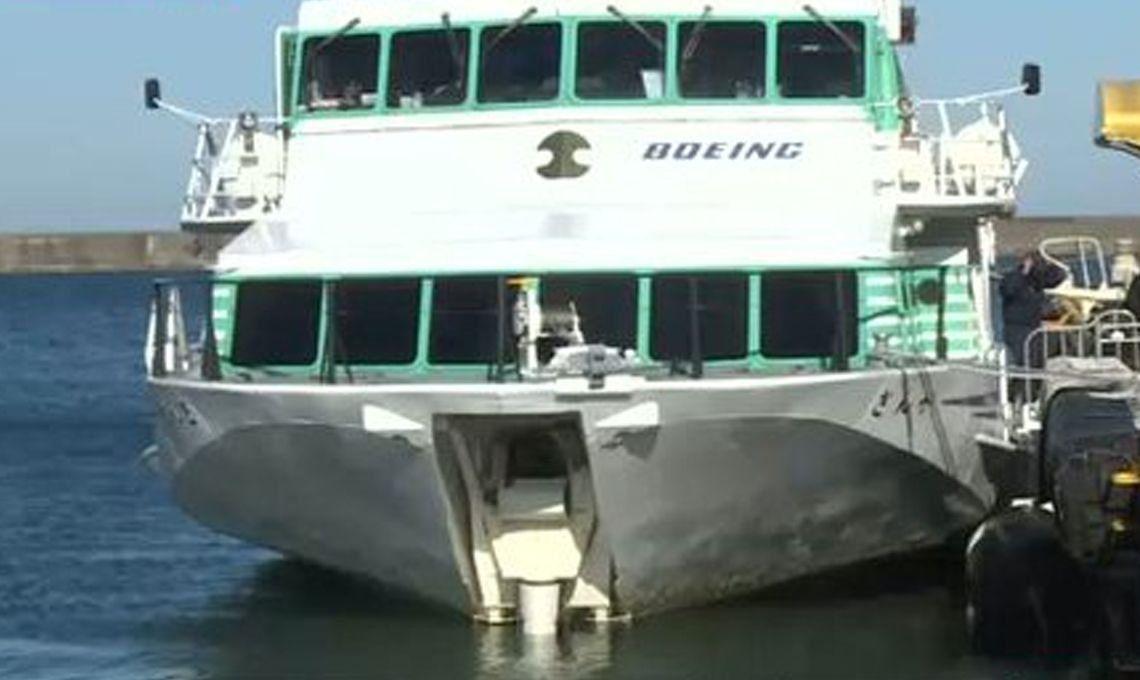 Un ferry chocó contra una ballena y 87 personas resultaron heridas en Japón