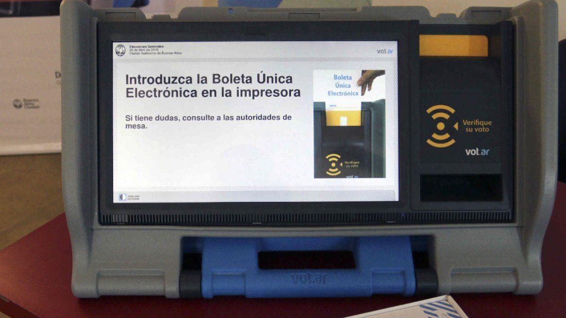 Neuquén: denuncian irregularidades con el Sistema de Boleta Electrónica