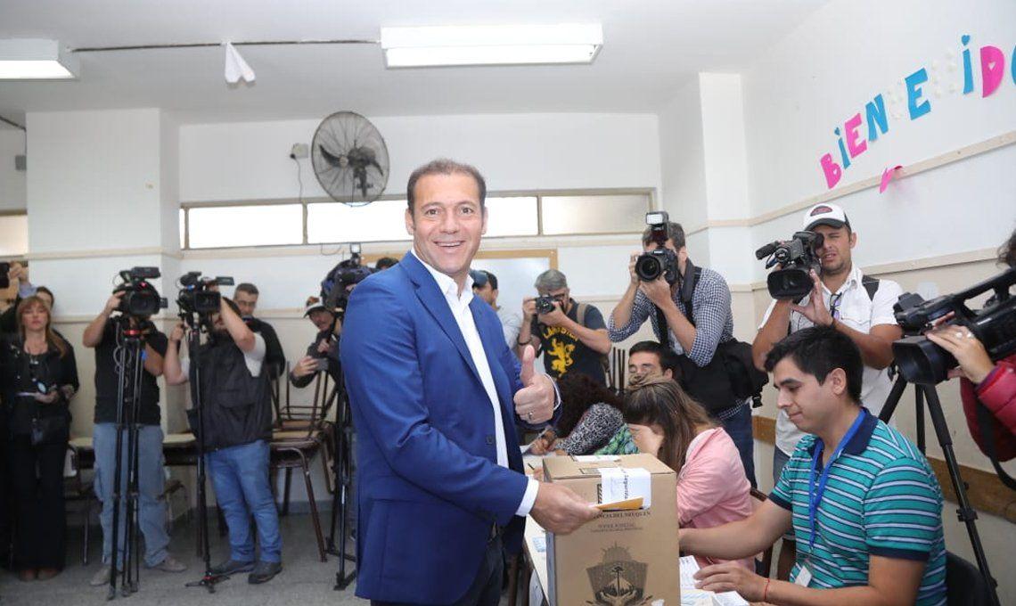 Elecciones Neuquén 2019: Omar Gutiérrez fue reelecto gobernador por un amplio margen sobre Rioseco
