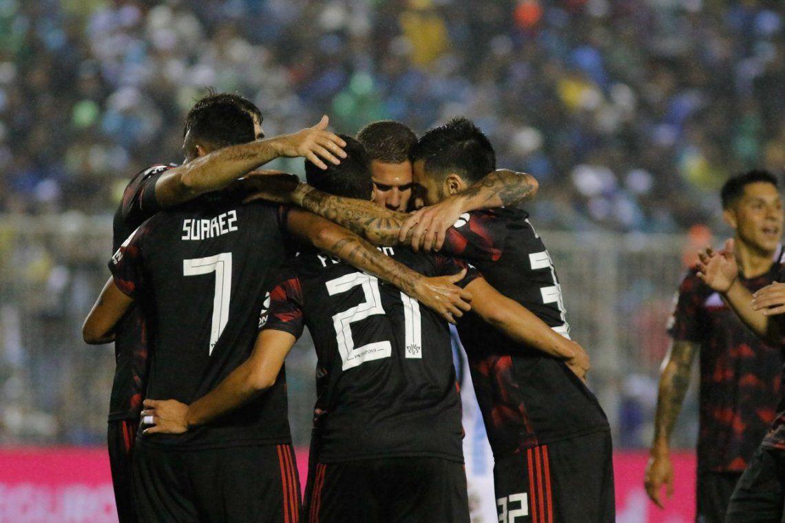 Atlético Tucumán-River: el Millonario logró un triunfo necesario si quiere jugar la Copa Libertadores 2020