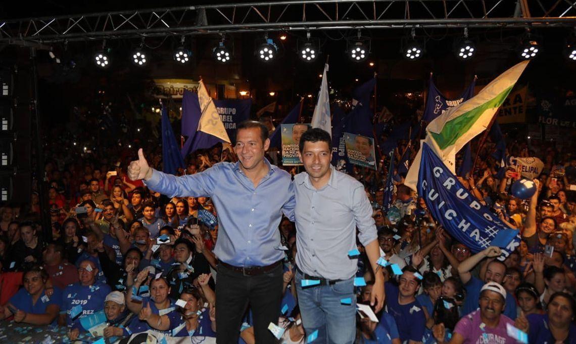 Omar Gutiérrez, tras ser reelecto: Es el día en el cual ganó Neuquén