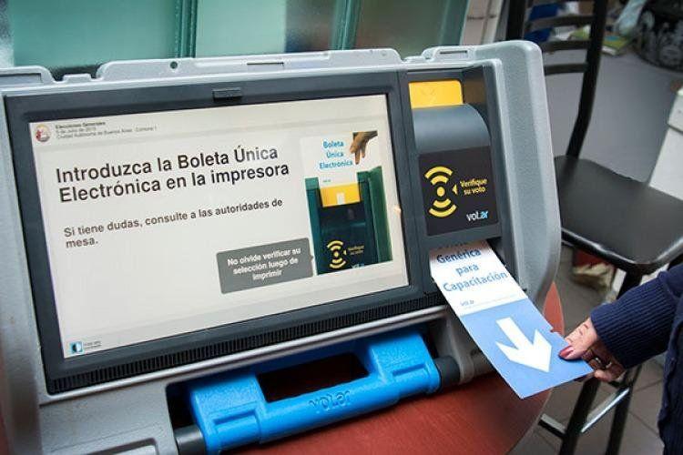 Las irregularidades del voto electrónico en Neuquén ponen en duda la seguridad informática