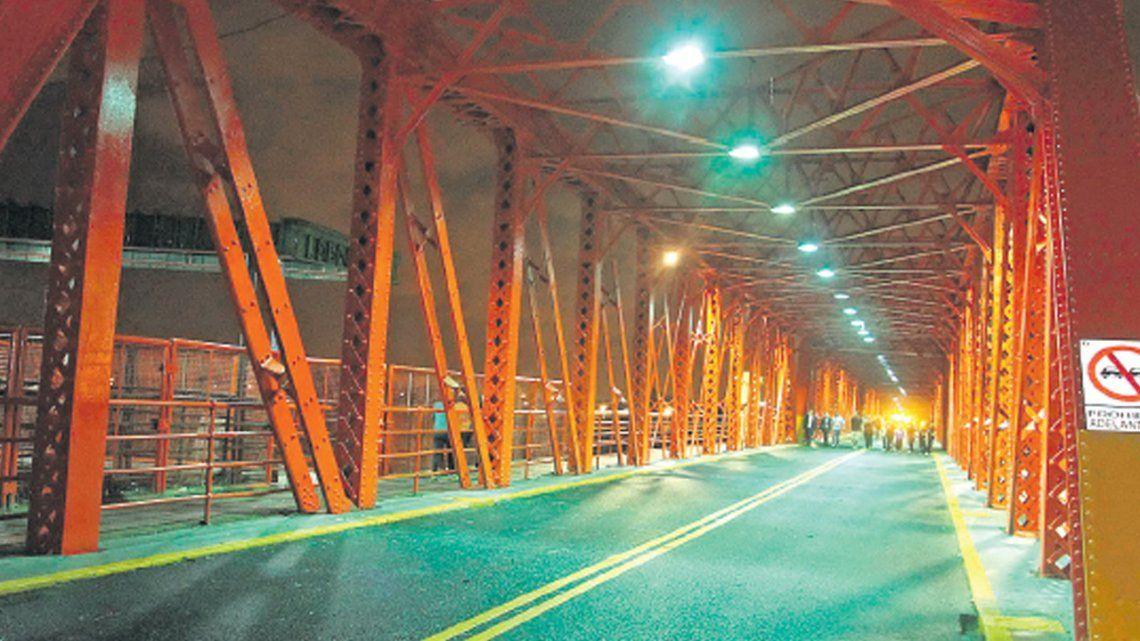 El puente Gerli cumplió 94 años y es todo un símbolo