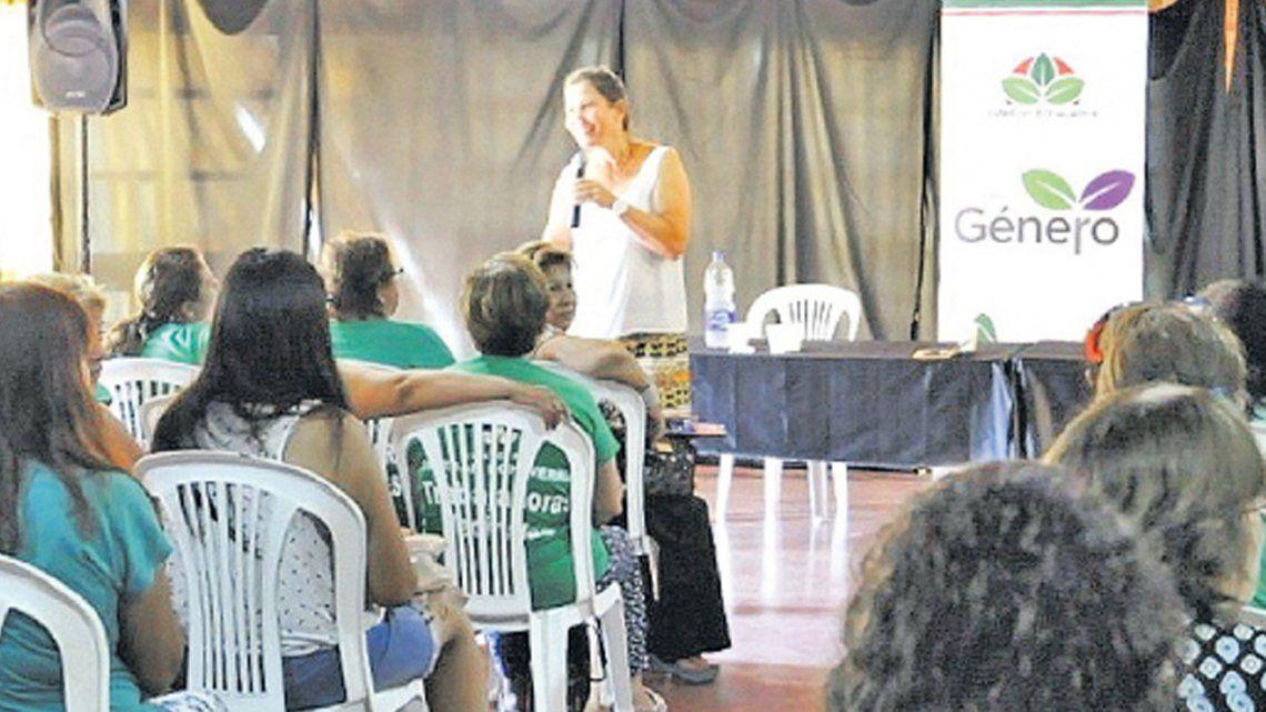 Una comunidad de mujeres contra la violencia de género