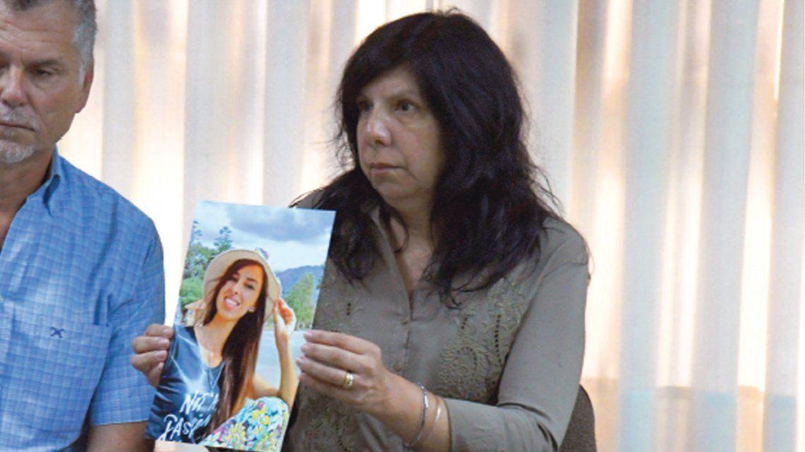 Madre de Nadia Arrieta: Mi hija tiene perpetua, él todos los beneficios