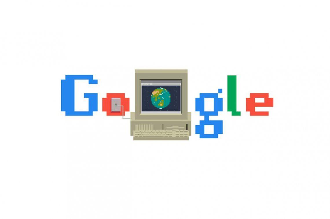 Google celebra los 30 años de la World Wide Web