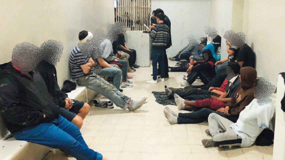 Califican de inhumanas las condiciones de detención