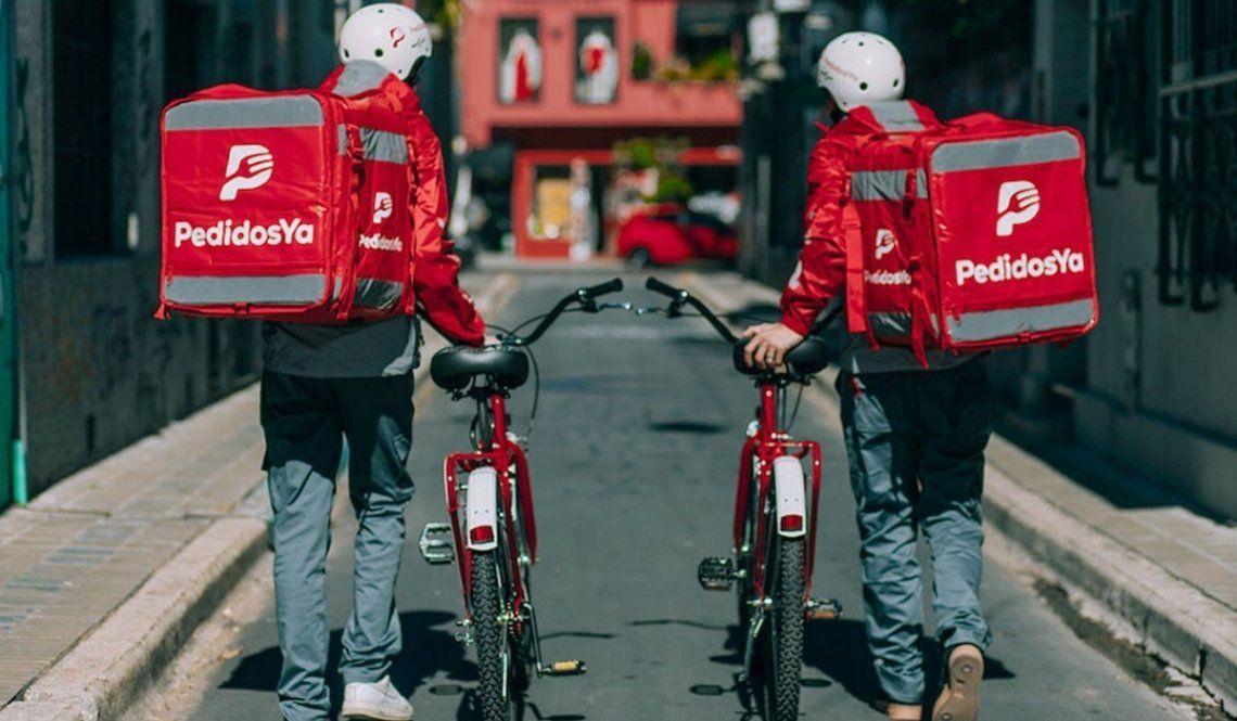 Pedidos Ya tiene sus dos primeros delegados gremiales, un hecho inédito en las aplicaciones de delivery