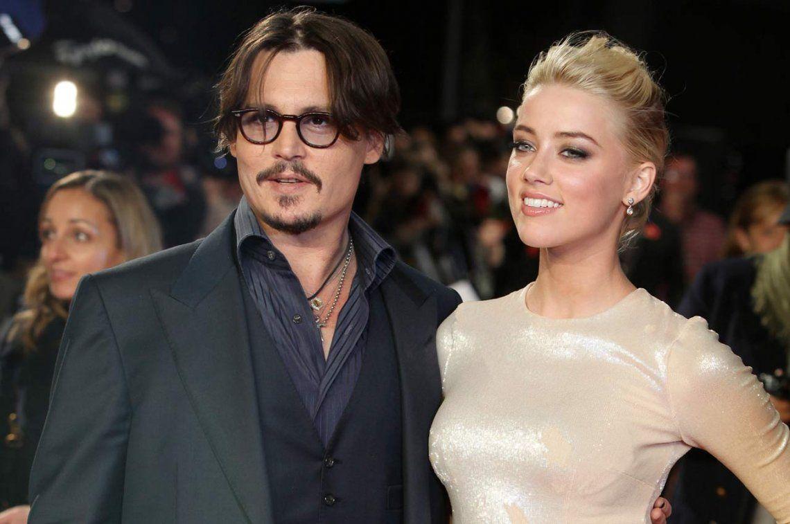 Johnny Depp demandó a su ex esposa por falsificar evidencias en su contra