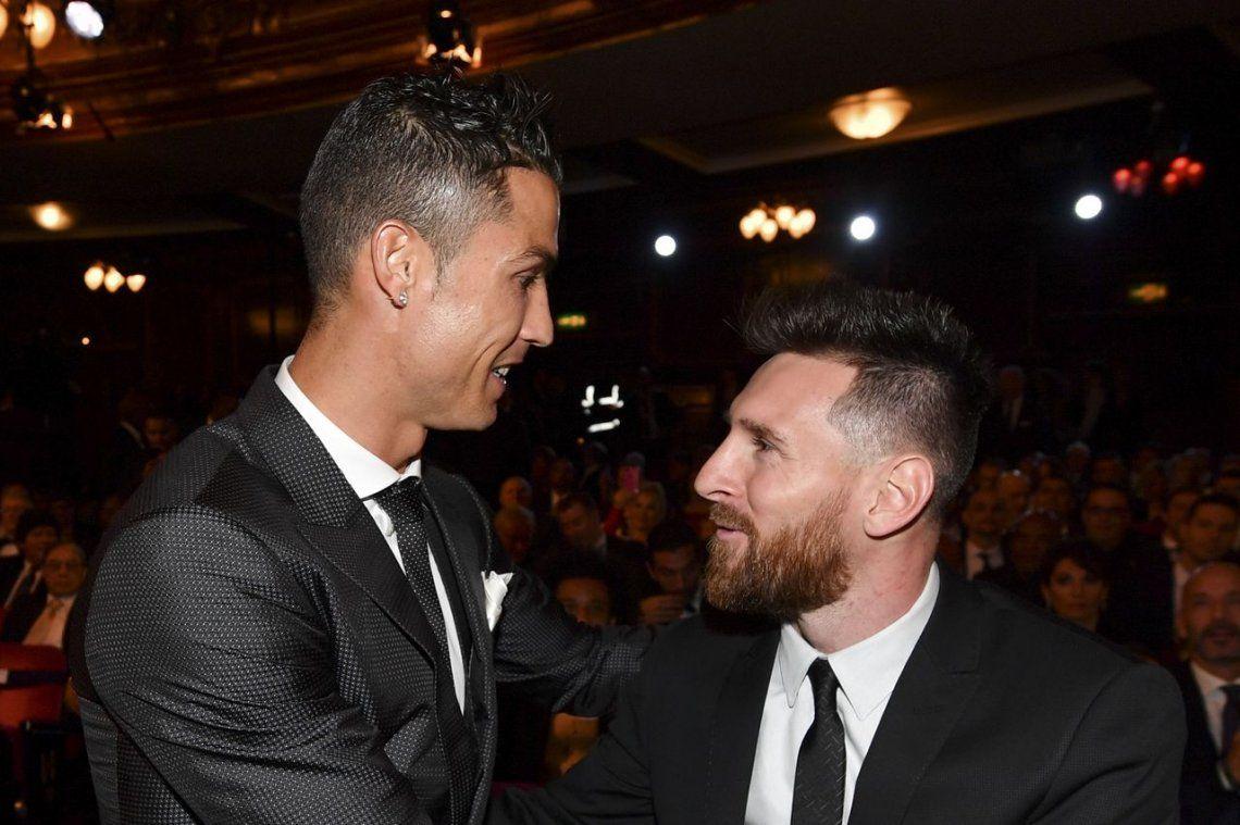 Lionel Messi elogió a Cristiano Ronaldo: Tuvo una noche mágica