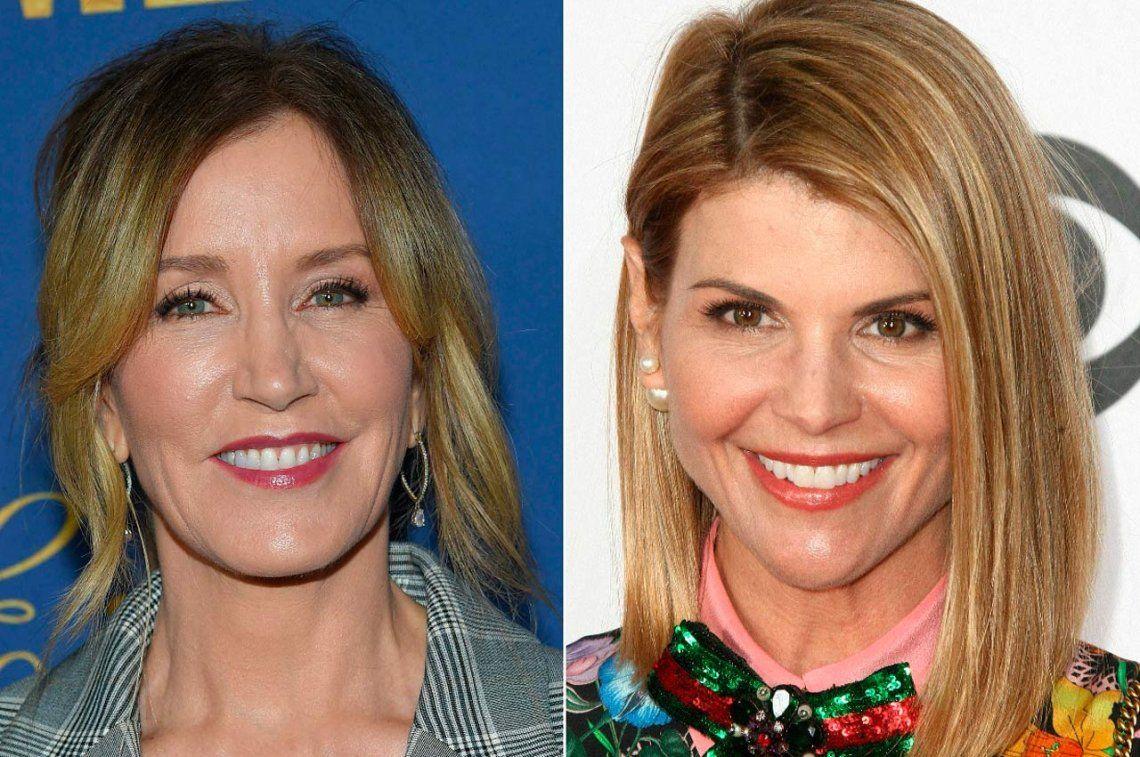 Escándalo en Hollywood: descubren red de famosos que coimeaban para que sus hijos entren a la universidad