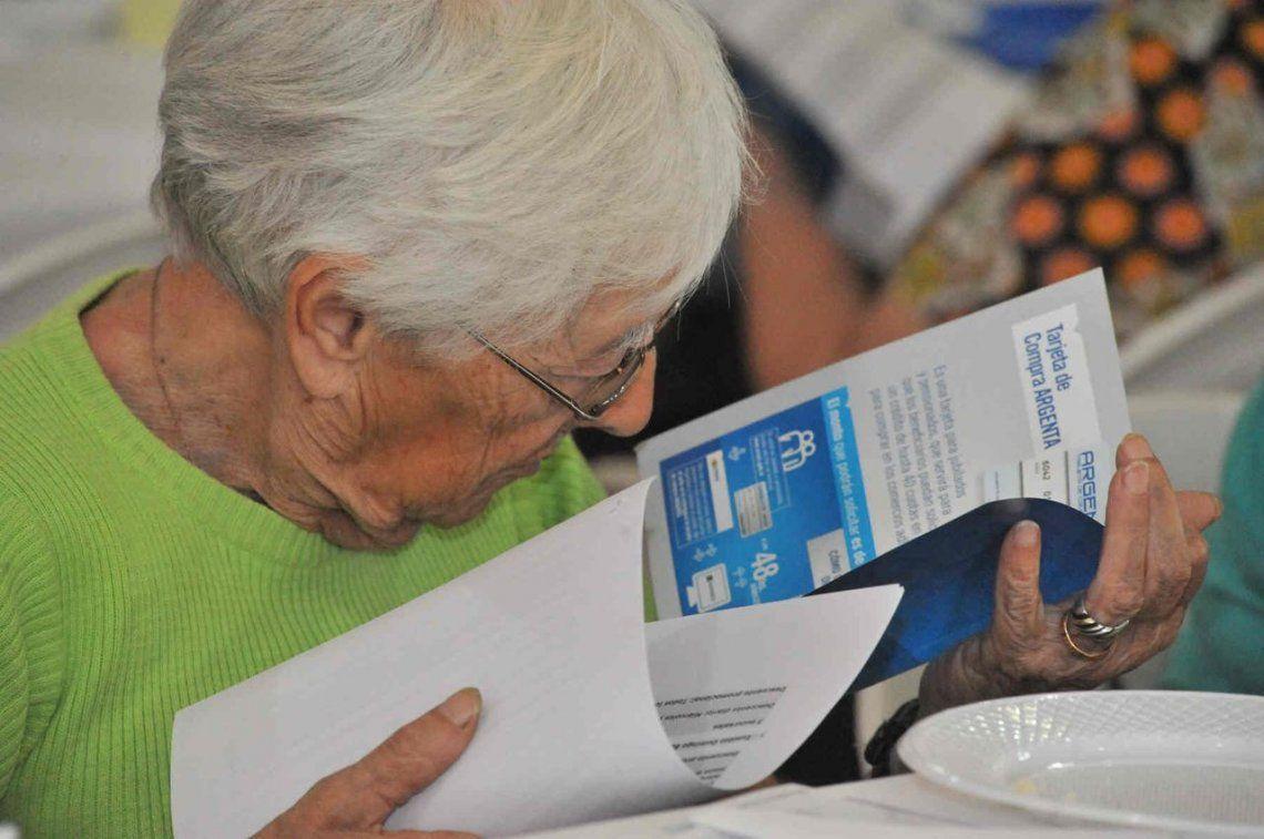 Jubilados: lanzan una batería de medidas contra los aumentos