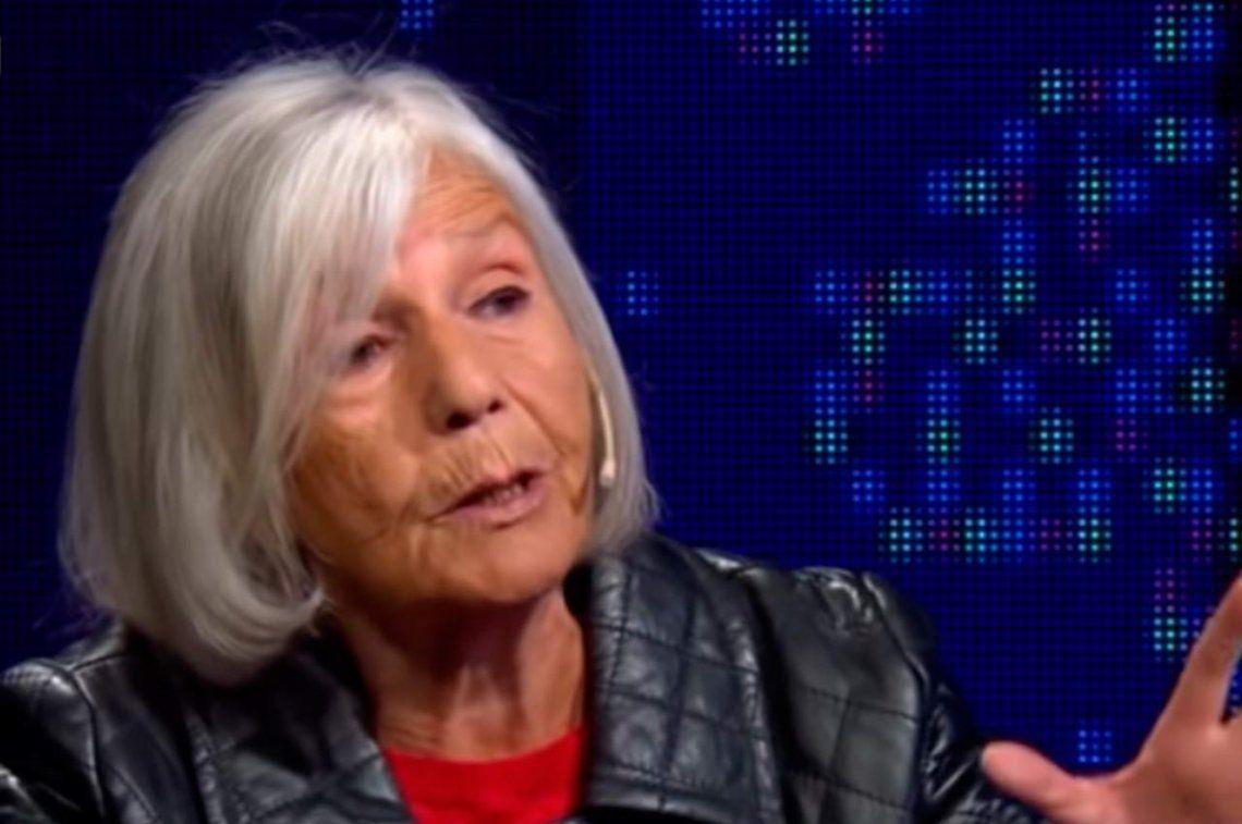 Beatriz Sarlo alabó a Lavagna y dijo que Macri es un presidente intrascendente