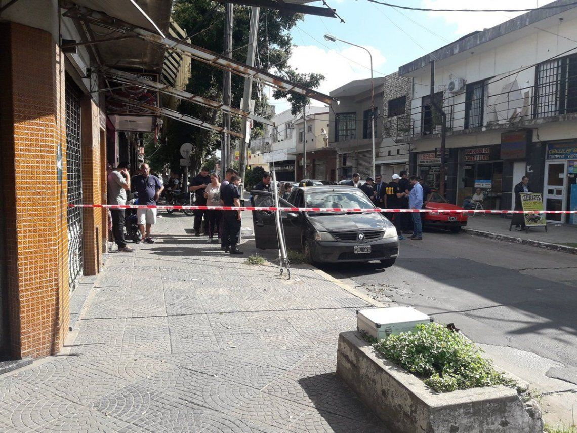 San Justo: asesinaron a una mujer e hirieron a un remisero durante un robo