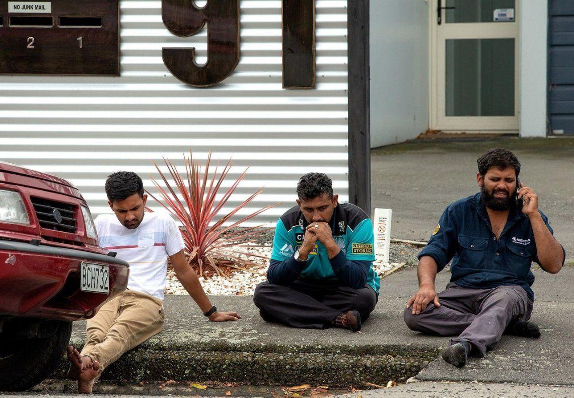 Masacre De Nueva Zelanda Twitter: Las Impactantes Fotos De La Masacre En Nueva Zelanda