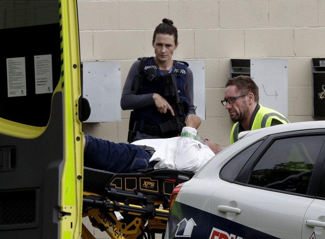 Masacre En Nueva Zelanda: Las Impactantes Fotos De La Masacre En Nueva Zelanda
