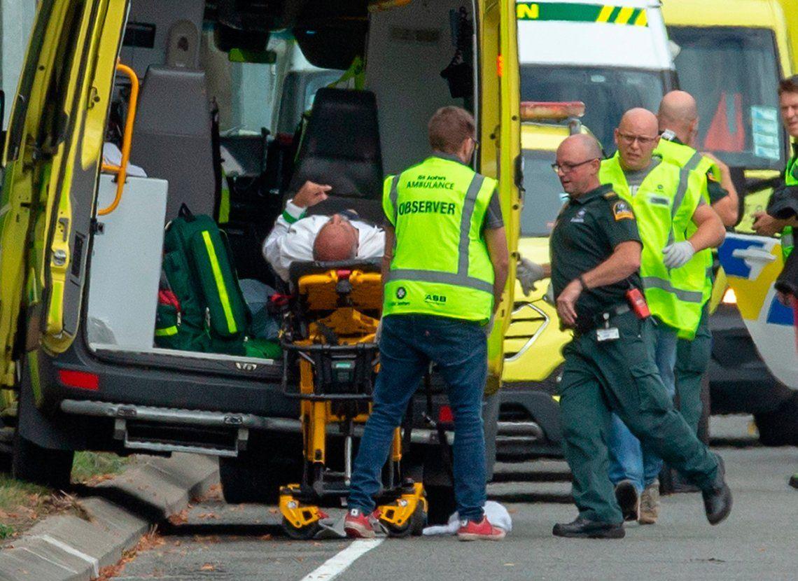 Nueva Zelanda: 49 muertos y cerca de 20 heridos en ataque a dos mezquitas