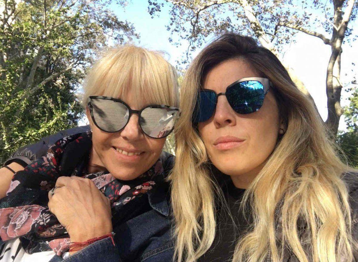 Claudia Villafañe: Lo único que me duele es que se meten con mis hijas