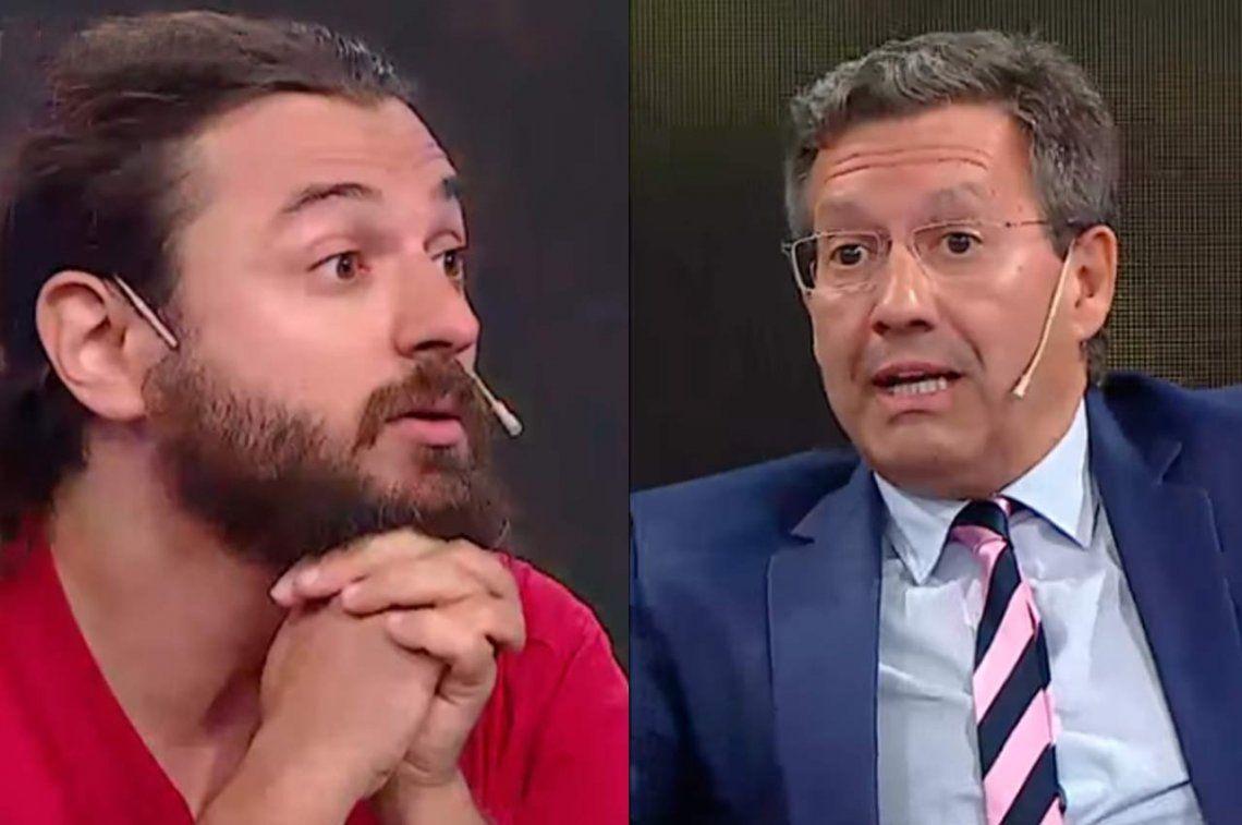 Tremendo cruce de Juan Grabois y Ceferino Reato por la salud de Florencia Kirchner: Sos un negacionista