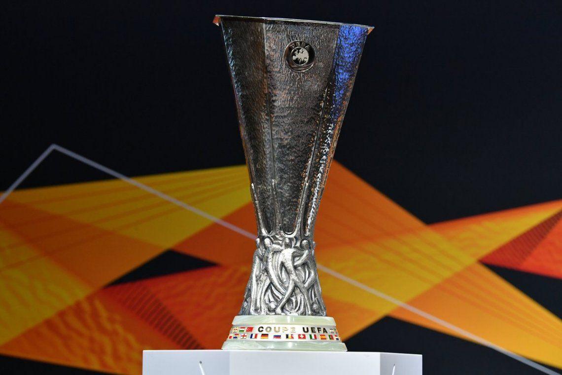 Se sortearon los cuartos de final de la Europa League