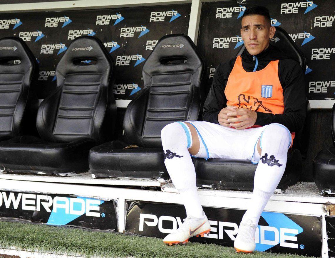 Tras el perdón y el regreso a las prácticas, Ricardo Centurión prepara su debut en la Reserva de Racing